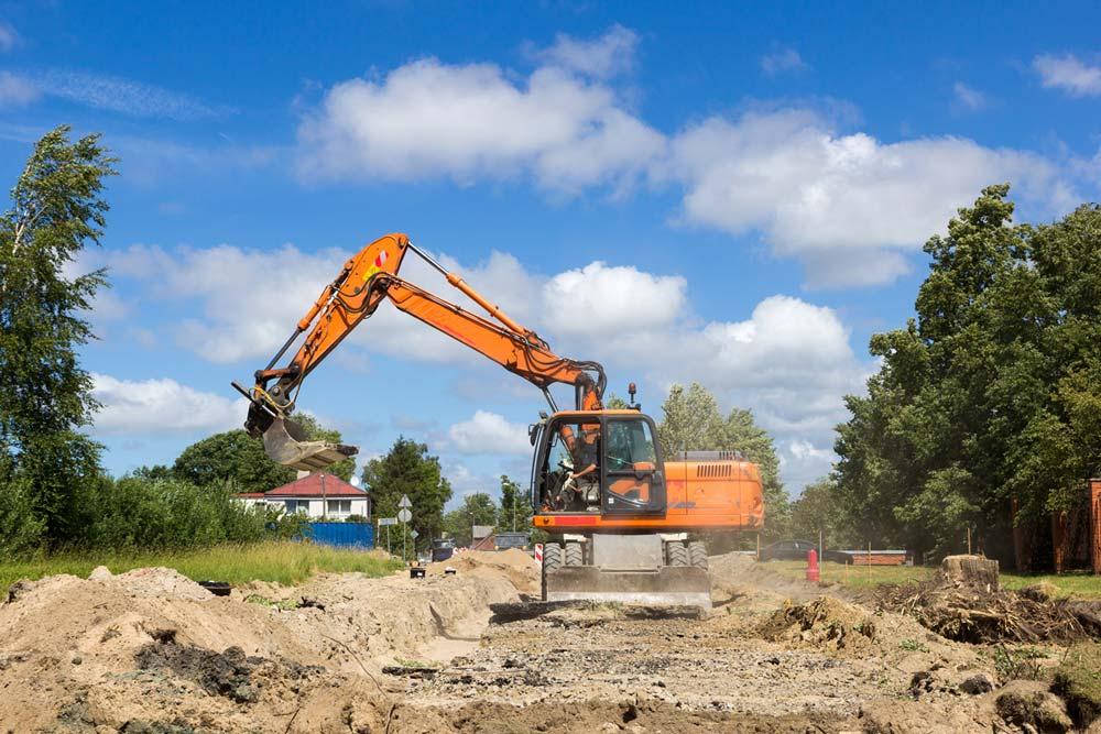 Mauerwerkstrockenlegung Anlagenplanung & -umsetzung